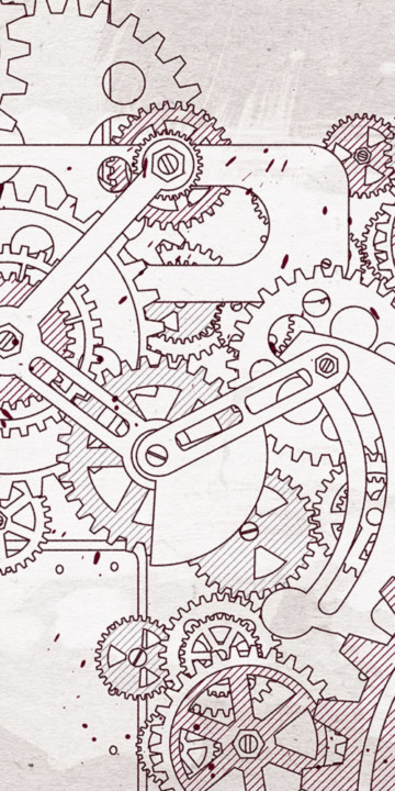 Steampunk – Wall&Decò